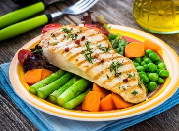 Wir geben Ihnen Tipps, wie Sie sich trotz Diabetes Typ 2 ausgeglichen Ernähren können.